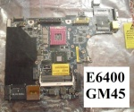 Mainboard Dell Latitude E6400 vga share GM45
