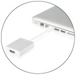 Moshi Mini DisplayPort to HDMI Adapter with Audio Support