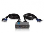 Switch KVM DLink DKVM-221