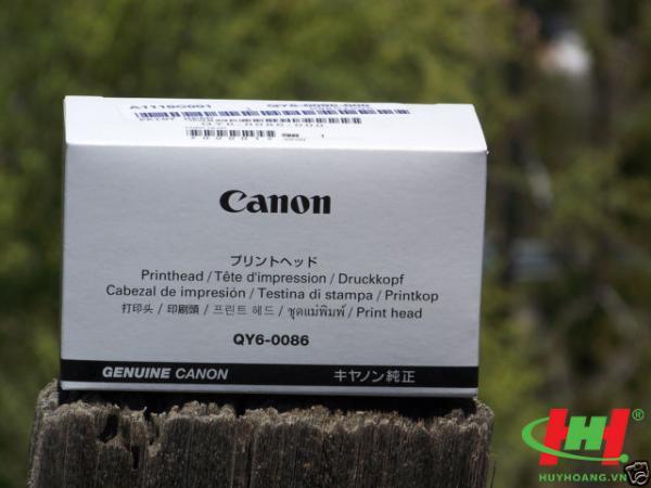 Đầu phun máy in Canon IX6770 IX6870 (QY6-0086-000)