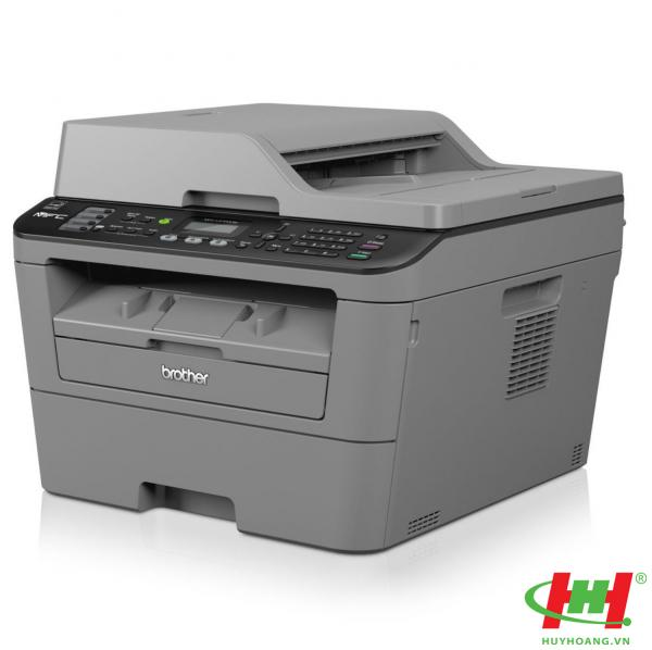 Máy in laser đa năng Brother MFC L2701D (In 2 mặt,  Fax PC,  copy,  Scan)