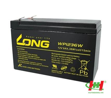 Bình ắc quy Long 12V-9Ah,  36W (WP1236W)