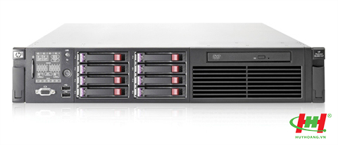 SERVER HP ML350p Gen8 E5-2620v2 2.1Ghz/ 8GB/ DVDRW(736958-371)