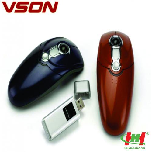 Bút máy chiếu Vson V860