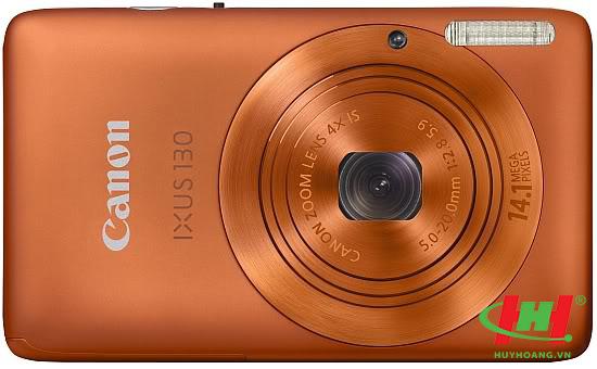 Máy chụp hình KTS CANON DIGITAL IXUS 130 IS