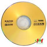 CD Trắng dùng để ghi - CD Kachi