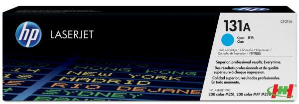 Mực in laser màu HP CF211A (HP 131A) Xanh