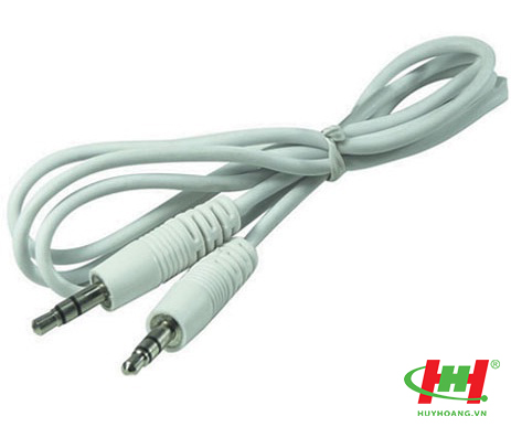3.5mm Audio Jack Connection Cable (1.5M)- Cáp loa 3li