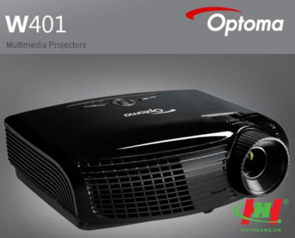Máy chiếu đa năng OPTOMA W401