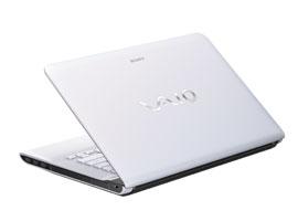 Máy tính xách tay Laptop Sony SVE14122CV (Trắng/ Đen/ Hồng)