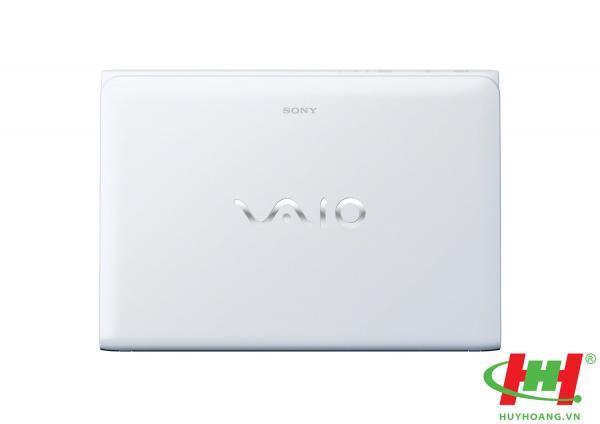 Máy tính xách tay Laptop Sony SVE14131CV (Trắng)