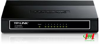 Gigabit Switch 8 port TP-Link TL-SG1008D