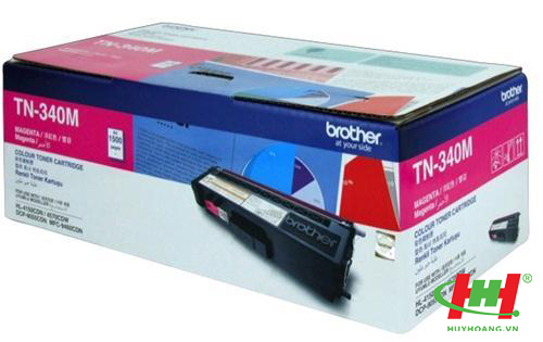 Mực in Brother TN-340 Magenta Toner Cartridge (TN-340M)