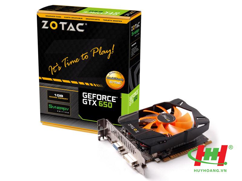 Card Màn Hình VGA 1GB Zotac GTX650