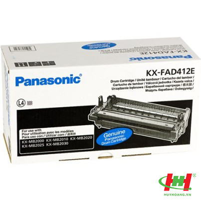 Drum Panasonic 2025,  Drum KX-FAD412E (DR412)