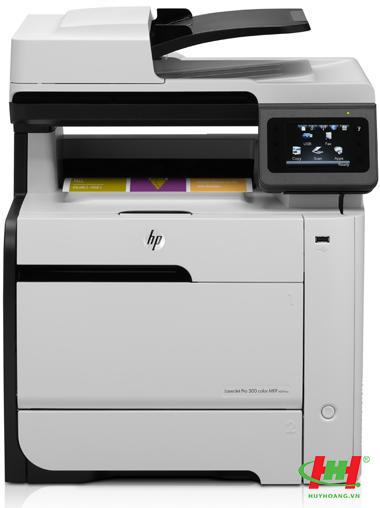 Máy in Laser màu đa năng HP LaserJet Pro 300 Color MFP M375NW CE903A (Print,  scan,  copy,  fax)