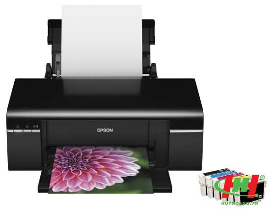Máy in liên tục Epson Stylus Photo T60 (Mực dầu Pigment)