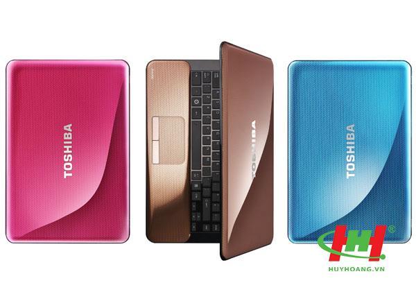 Máy tính xách tay Toshiba - Laptop Toshiba Sattelite M840-1005G Xanh / 1005Q Hồng (PSK9SL-001001) C