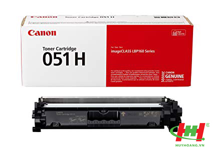 Mực in Canon Cartridge 051H Black (LBP161dn, 162dw) 4100 trang