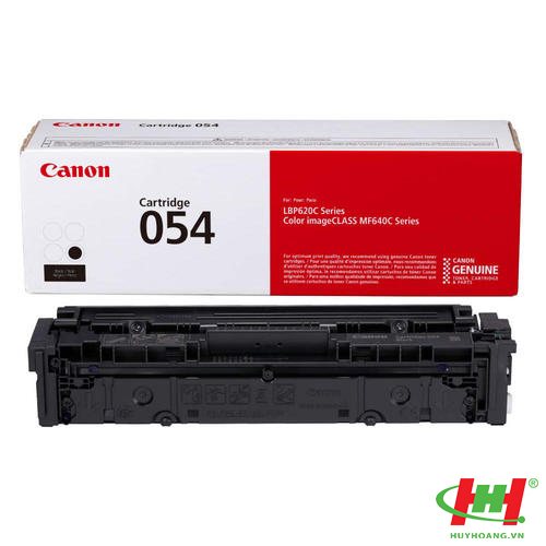 Mực in Canon Cartridge 054 Black