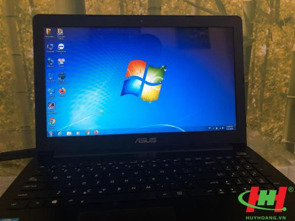 Laptop Asus X502C cũ (i3-3217u,  4G,  500G,  15.6,  Webcam)