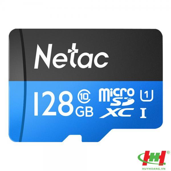 Thẻ Nhớ Micro SD Netac 128GB chuyên cho camera
