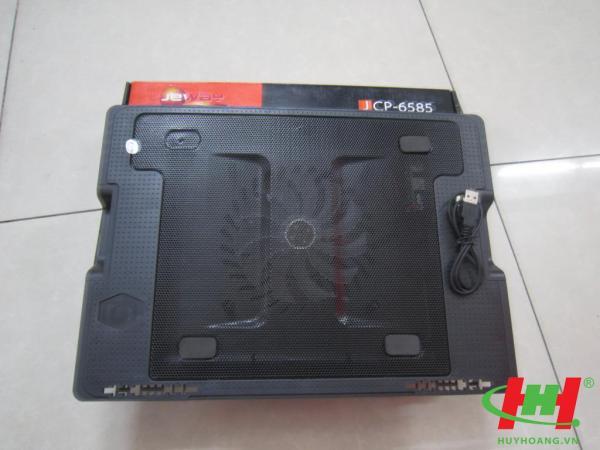 Đế quạt làm mát laptop CP6585 Jetway