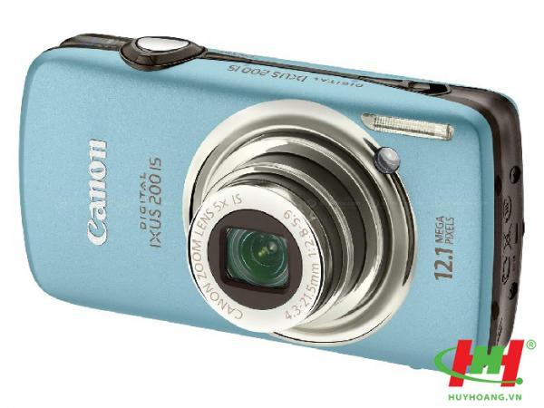 Máy chụp hình KTS CANON DIGITAL IXUS 200 IS