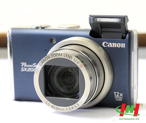 Máy chụp hình KTS CANON POWER SHOT SX200 IS