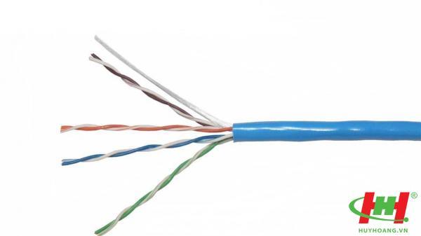 Cáp mạng AMP Cat5e UTP,  AMP Category 5e UTP Cable (200MHz),  200m,  Blue