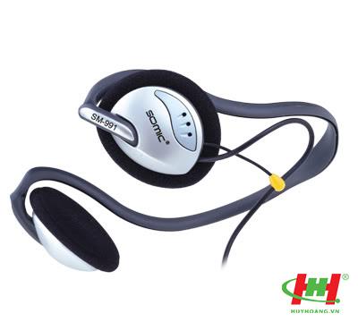 Headphone SOMIC SM991