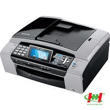 Máy fax in phun màu Brother MFC-490CW