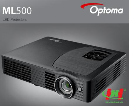Máy chiếu công nghệ đèn LED OPTOMA ML500