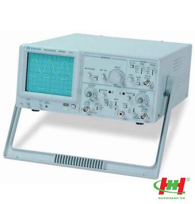 Oscilloscope GOS-620