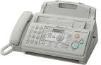 Máy fax film giấy A4 PANASONIC KX-FP 372
