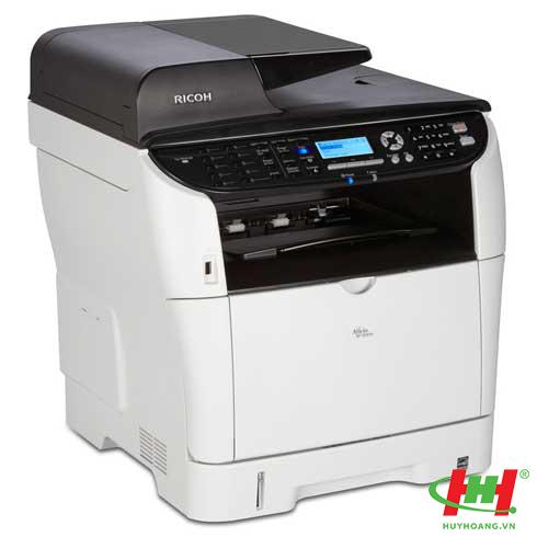 Máy in laser đa năng RICOH SP3510SF (AIO laser: Print, Scan, Copy, Fax)