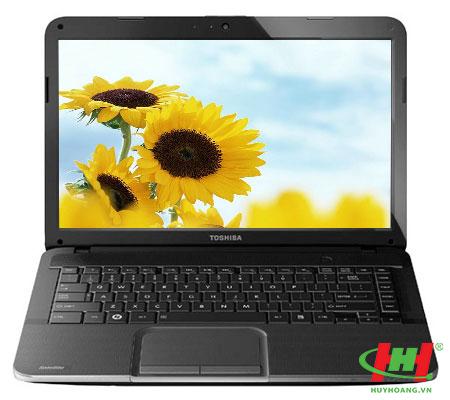 Máy tính xách tay Toshiba - Laptop Toshiba Sattelite C840-1020 (PSC6CL-01N002) (Màu Đen)