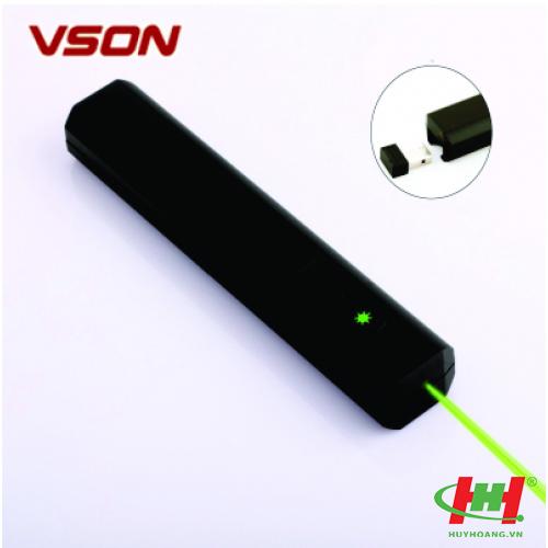 Bút máy chiếu Vson G1202