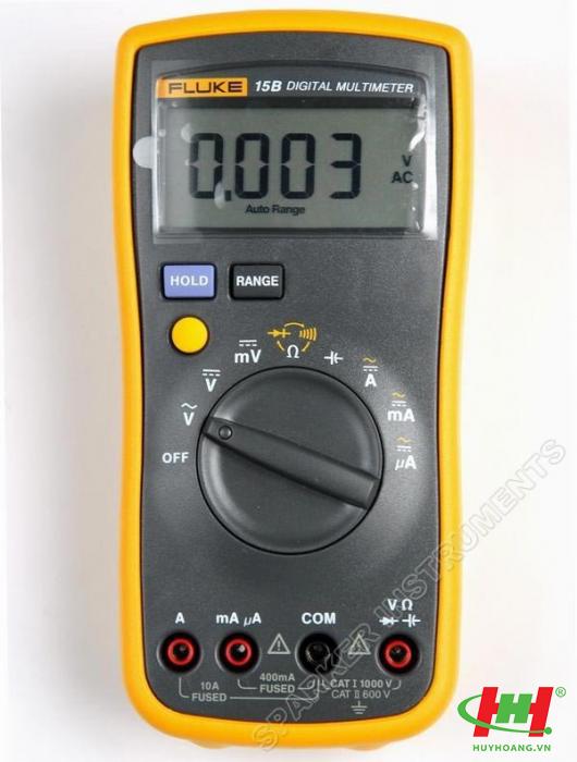 Đồng hồ đo điện tử Fluke 15B+
