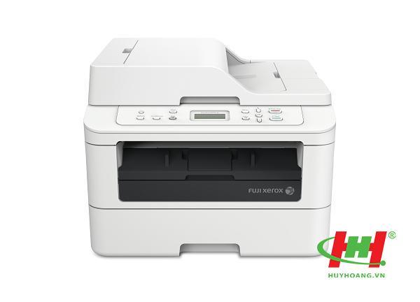 Máy in đa năng Fuji Xerox M265z A4 (in 2 mặt giấy dày 163gsm,  Scan,  Copy,  Fax,  in qua mạng,  Wifi)
