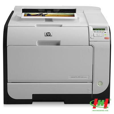 Máy in HP LaserJet Pro 400 color Printer M451DN (in 2 mặt,  in qua mạng)