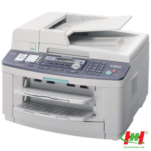 Bán máy fax cũ Panasonic KX-FLB 802 đa năng in,  scan,  copy,  laser
