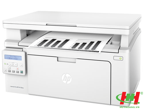 Máy in HP LaserJet Pro MFP M130NW (in,  scan,  copy,  in qua mạng,  wifi)
