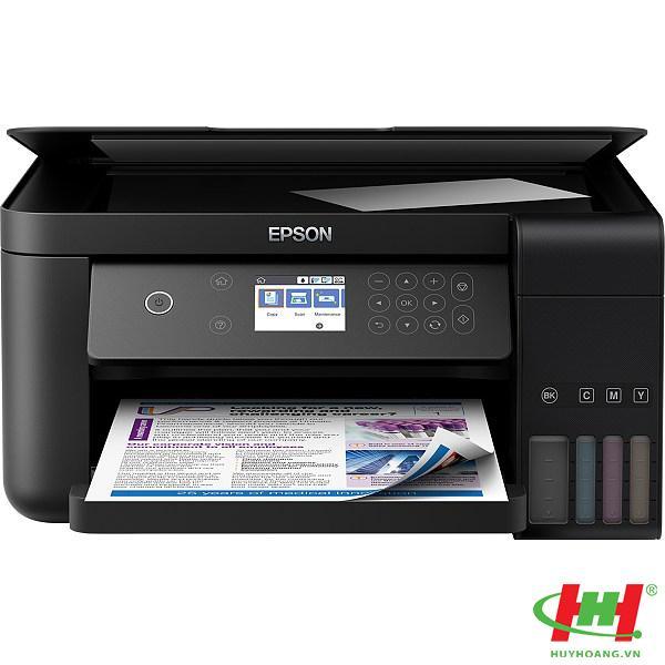 Máy in phun màu Epson L6160 (In,  scan,  Copy,  Wifi,  Duplex)