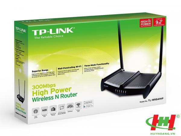 Thiết bị phát Wifi TP-Link WR-841HP