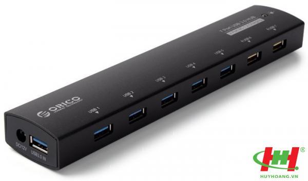 Bộ chia USB HUB 7 cổng USB 3.0 ORICO AS7C2