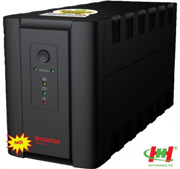Bộ lưu điện UPS Santak Blazer 2000-Pro