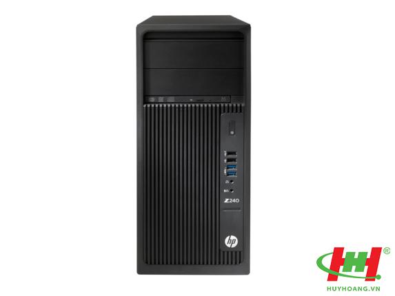 Máy tính để bàn HP Workstation Z240 MT Core i5-7500/ R4-8GB/ 1TB (L8T12AV)