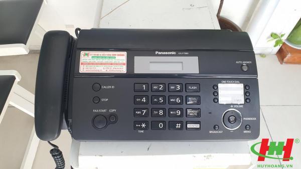 Bán máy fax cũ Panasonic KX-FT 987 cũ giấy nhiệt