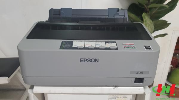 Máy in kim Epson LQ310 cũ